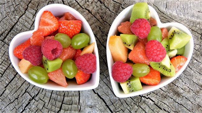 El papel de la nutrición para la salud