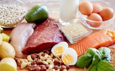 Los nutrientes esenciales para el organismo