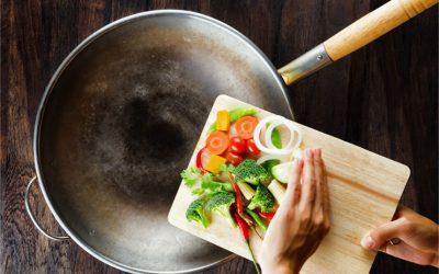 Cómo evitar la pérdida de nutrientes en la cocción de los alimentos